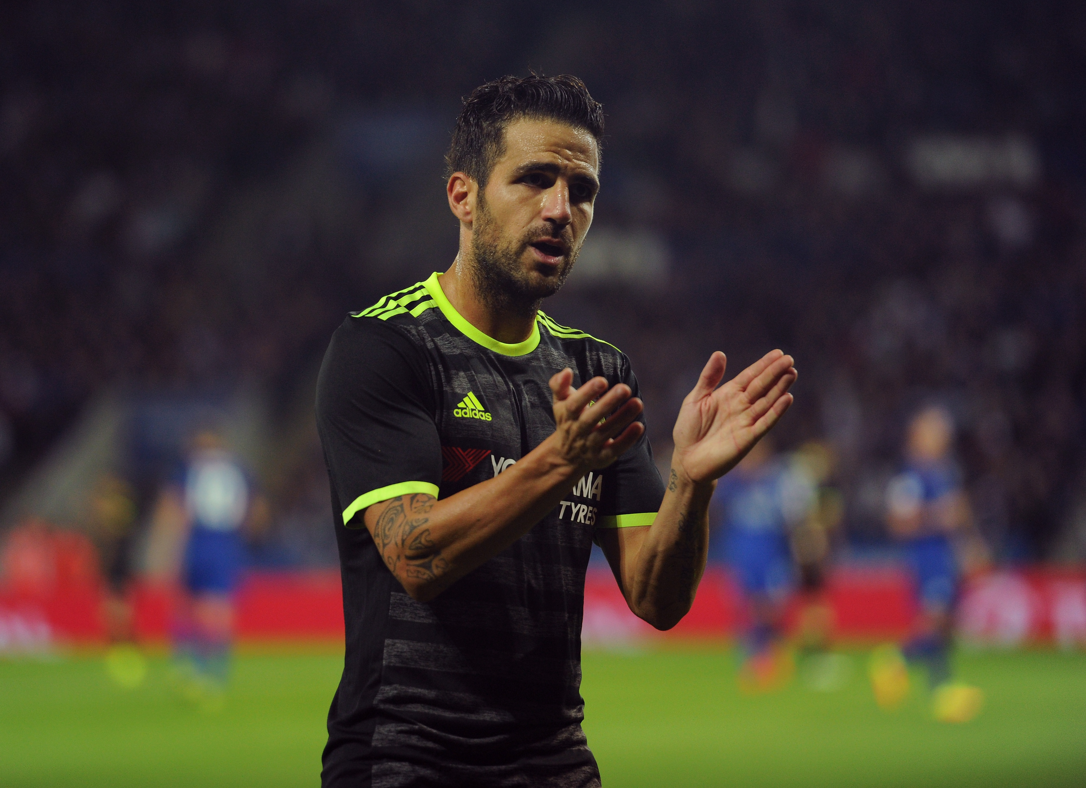 Chelsea: Cesc Fabregas must start against Arsenal... but only on one condition