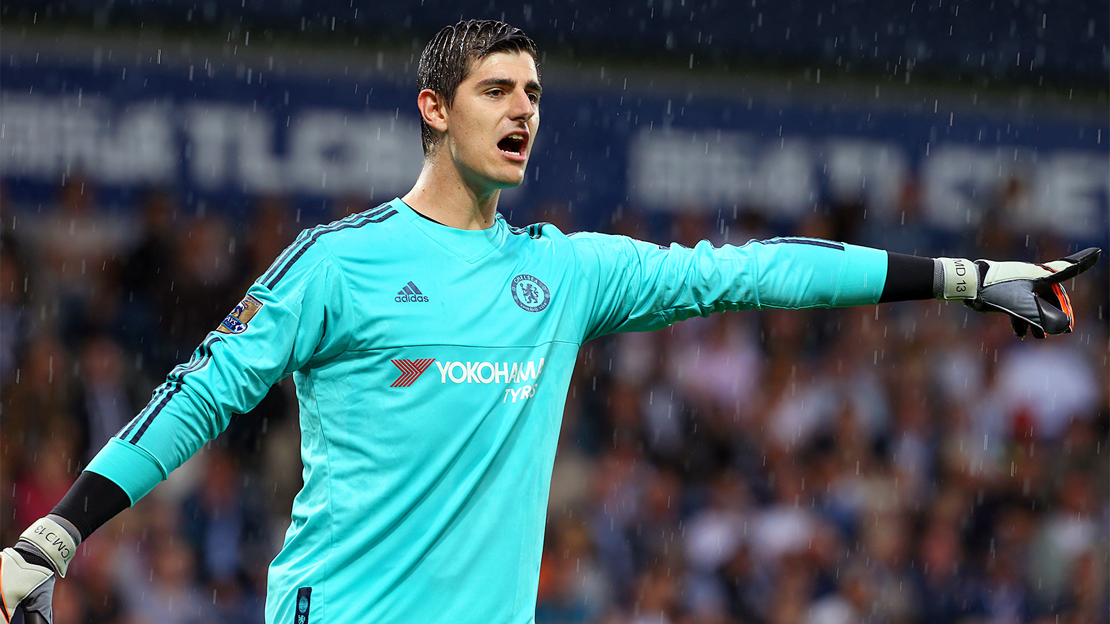 Chelsea's Thibaut Courtois to undergo knee surgery
