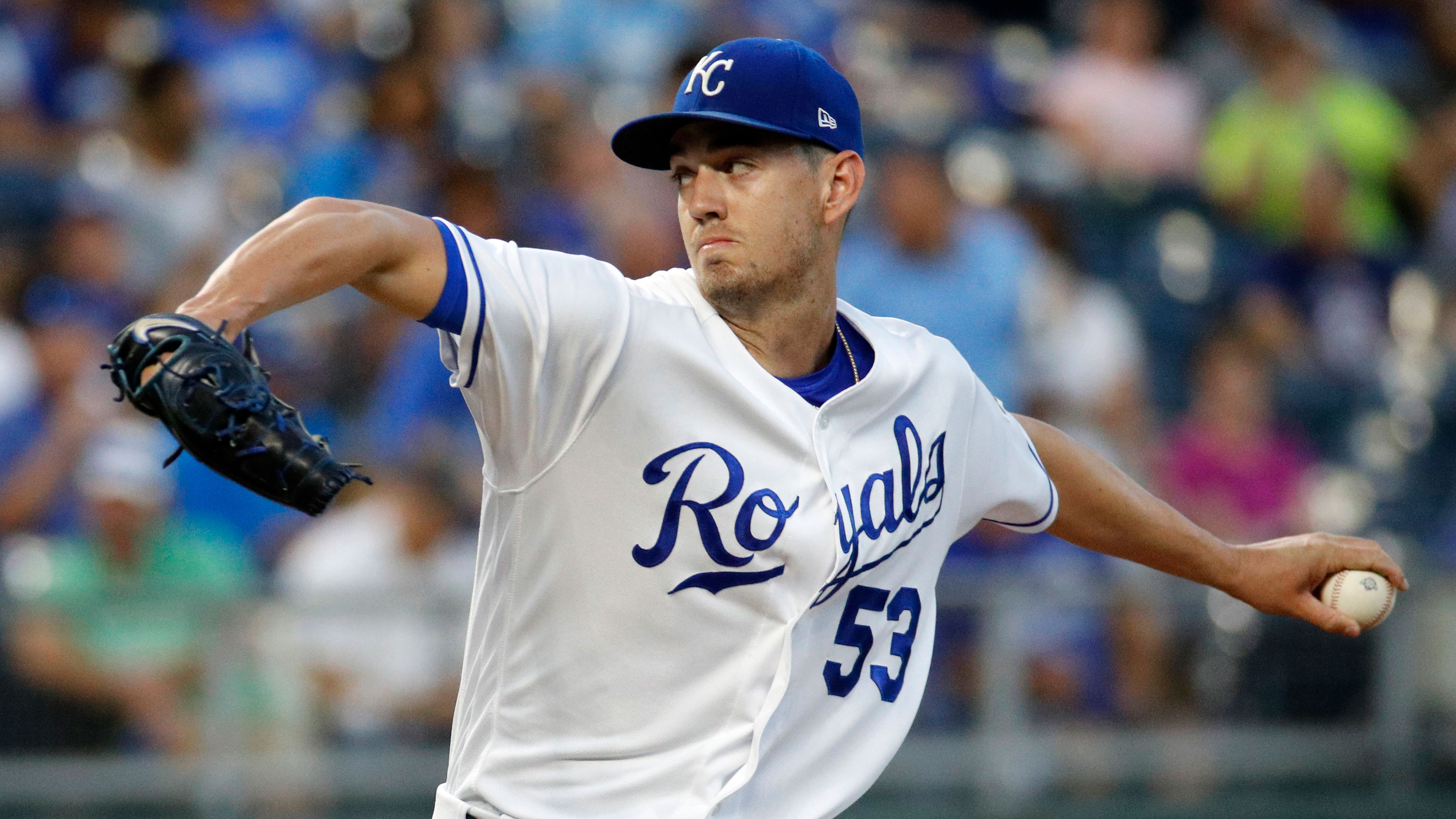 Royals reinstate Skoglund, recall Hill from Omaha and DFA Boxberger