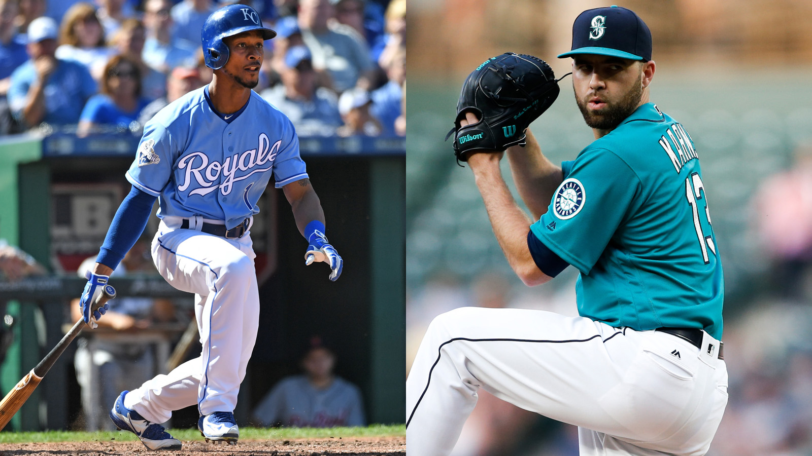 Royals trade Jarrod Dyson to Mariners for Nathan Karns