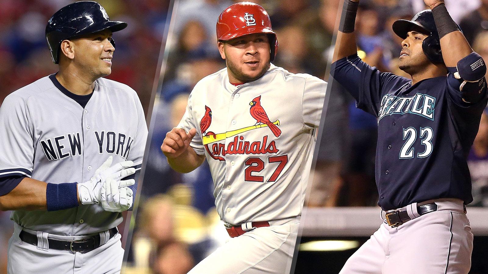 Biogenesis bounce-backs: A-Rod, Cruz, Peralta have regained All-Star form