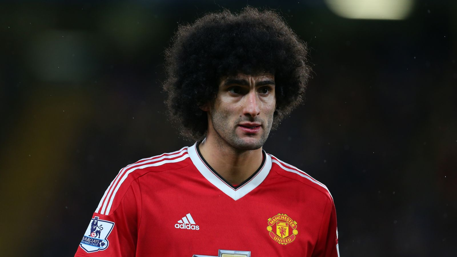 United's Fellaini escapes UEFA action over alleged elbow