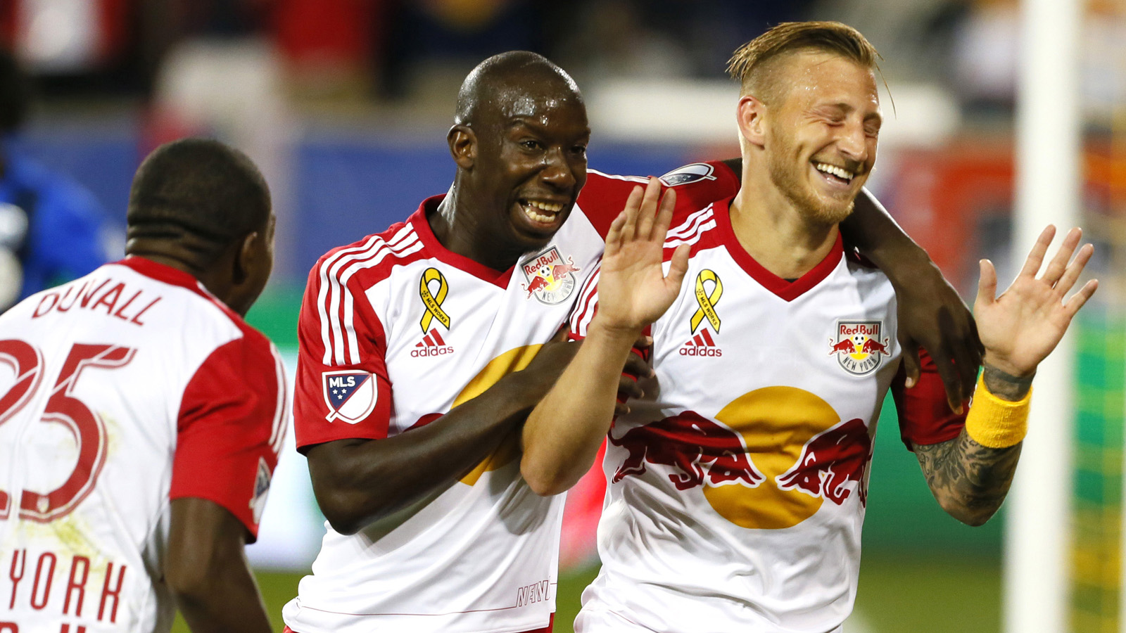Clinched playoffs mark turnaround for New York Red Bulls, Toronto FC and New York City FC