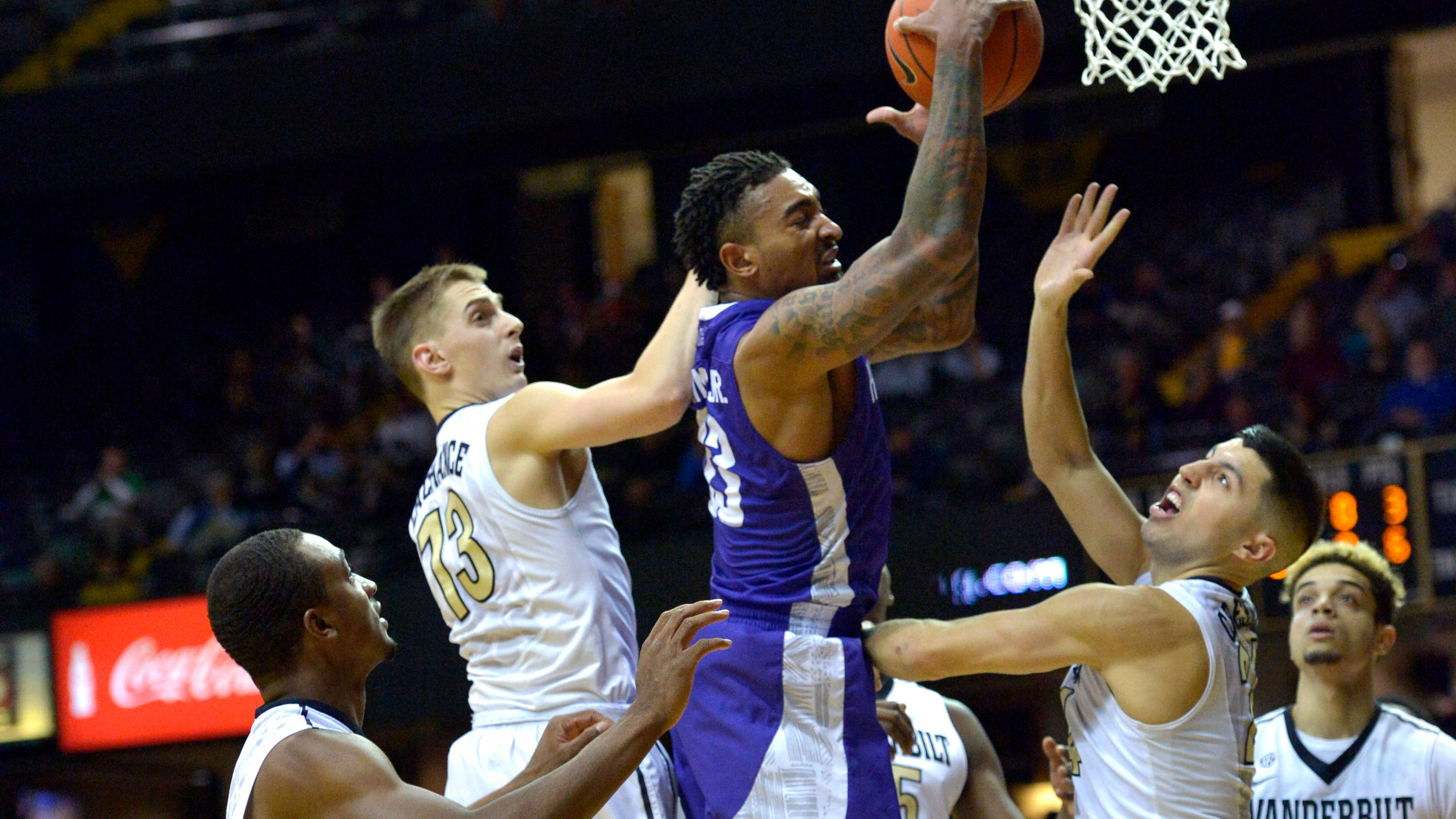 Purdue adds grad transfer Proctor of High Point to roster