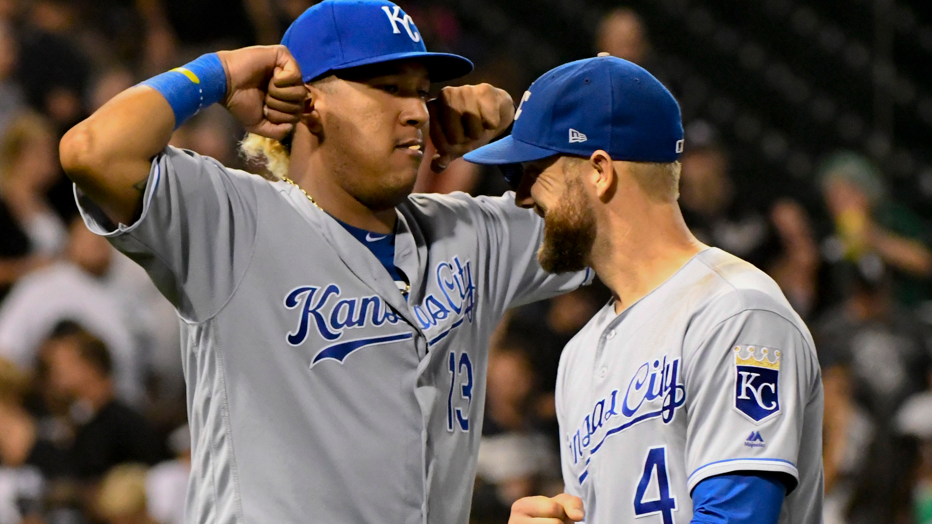 Royals reinstate Perez and Gordon, place Grimm on disabled list