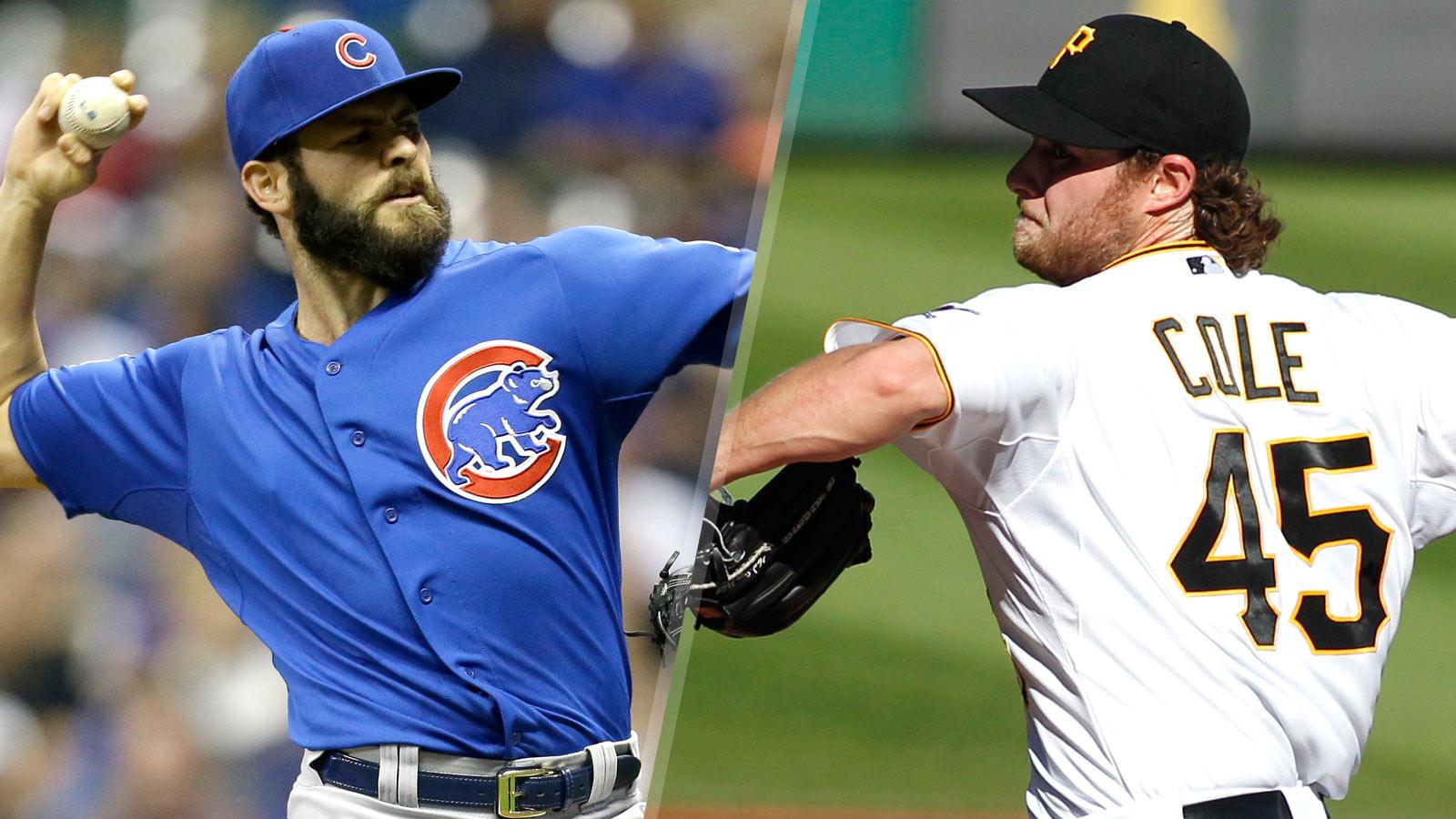 NL Wild Card Game: Upstart Cubs face perennial Pirates