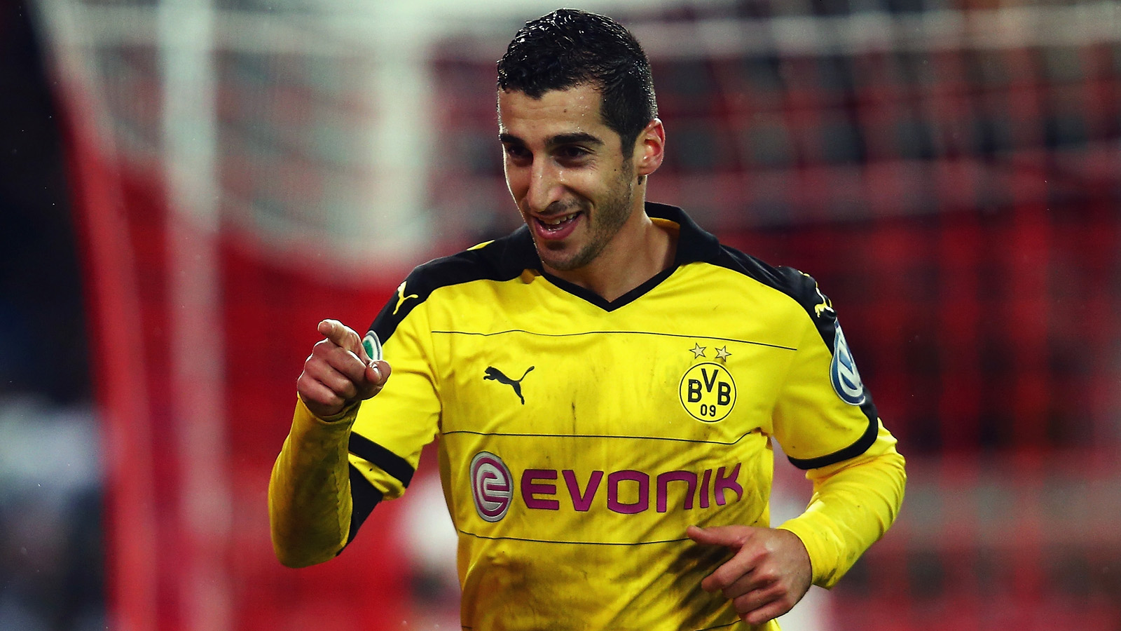 Dortmund star Henrikh Mkhitaryan set for Arsenal switch