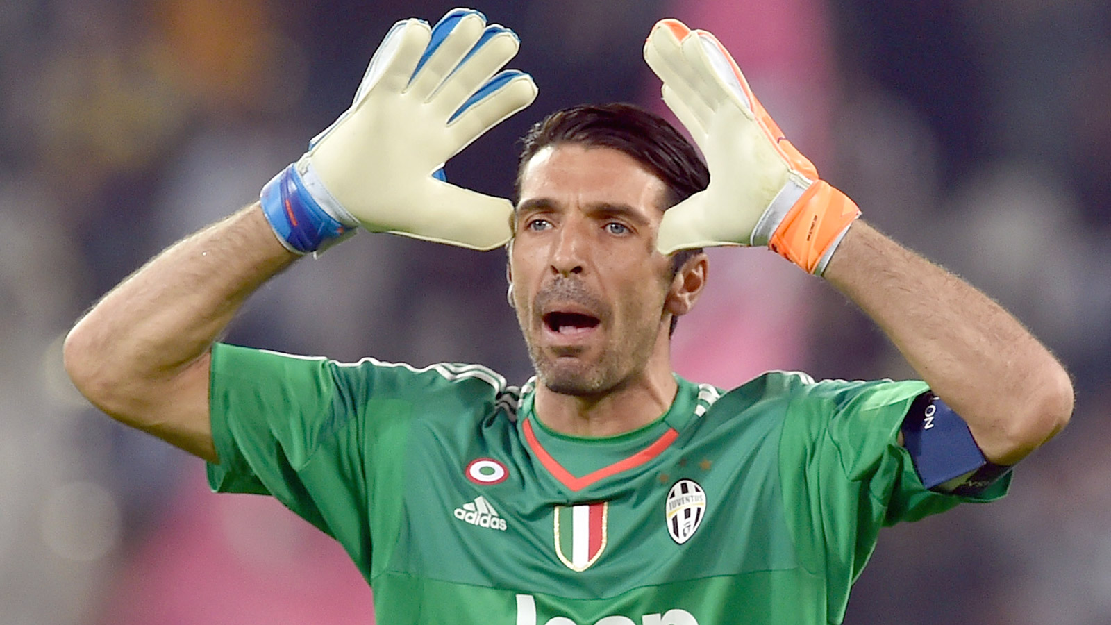Juventus captain Buffon criticizes 'unacceptable' loss to Sassuolo