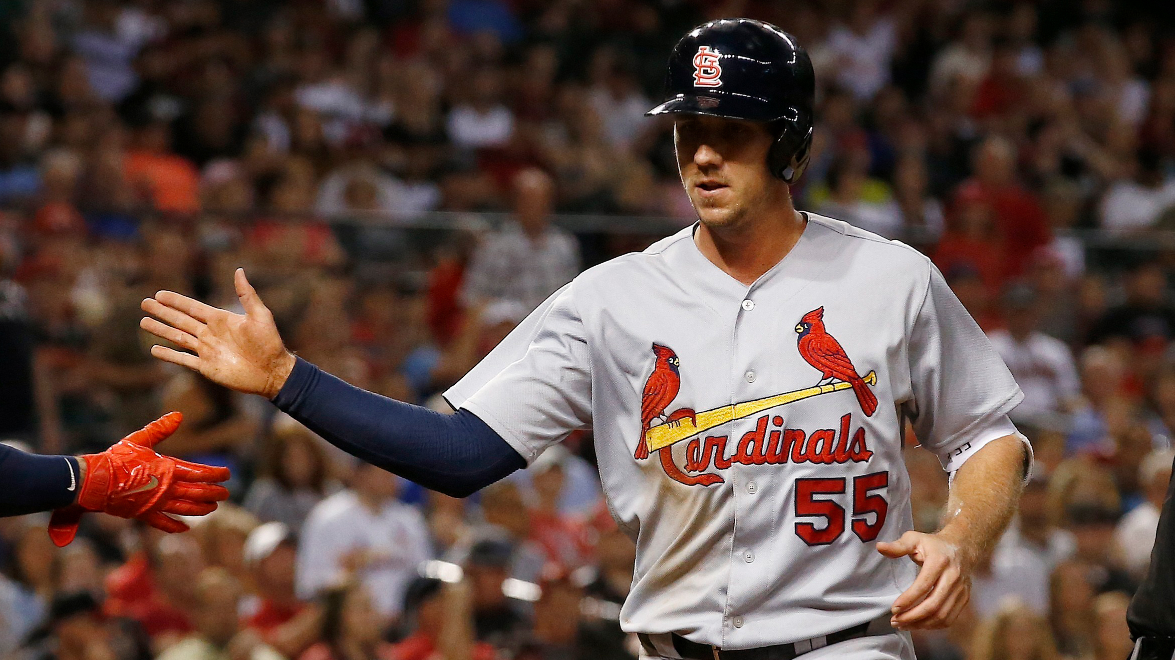 Cardinals activate Piscotty from DL, return Bader to Memphis