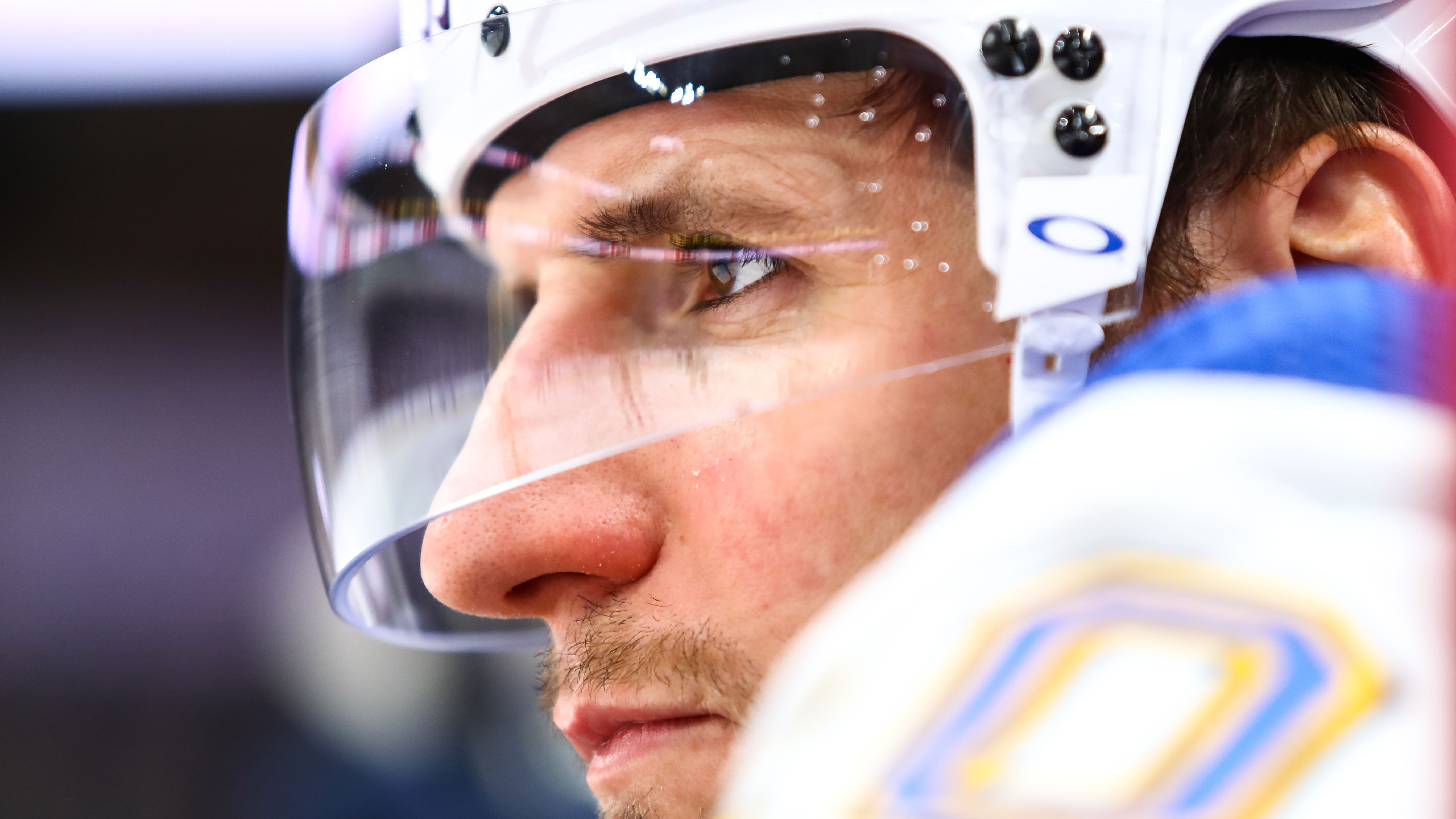 Blues place Steen on IR with high ankle sprain
