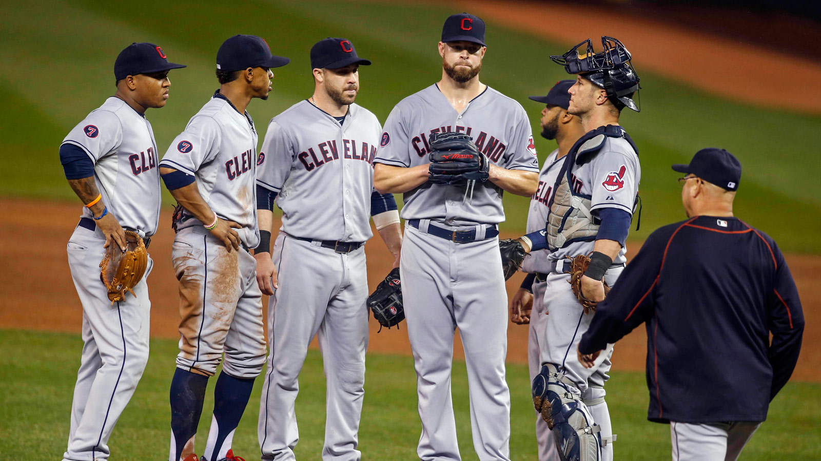 3 concerns that could derail the Indians' hopes of contending