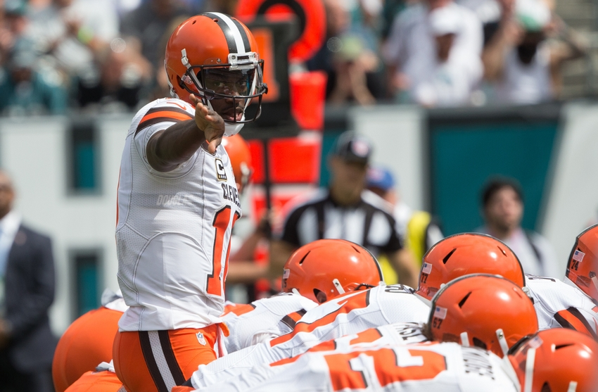 Cleveland Browns: Loss of Robert Griffin III May Help Develop Young Players