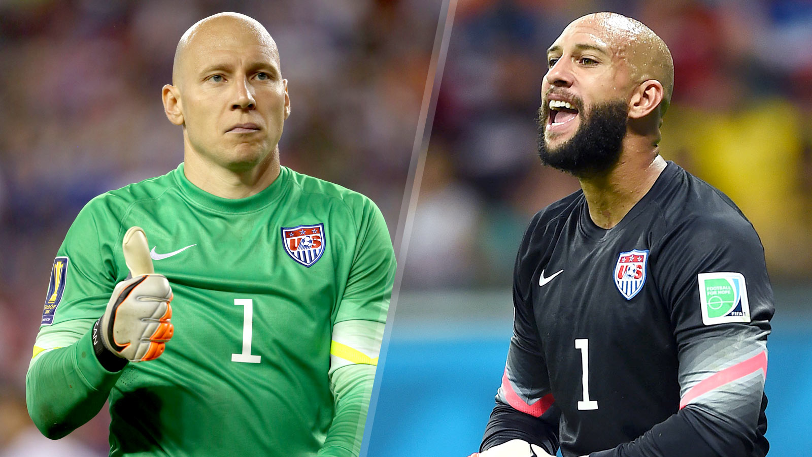 Klinsmann: Guzan, Howard to rotate as USA starter