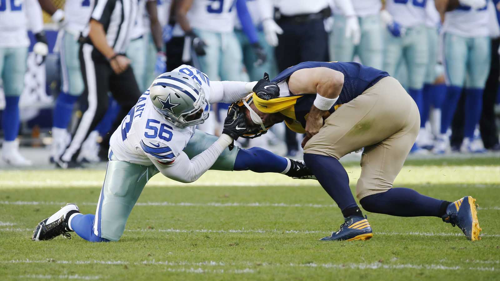 Upon Further Review: Packers vs. Cowboys
