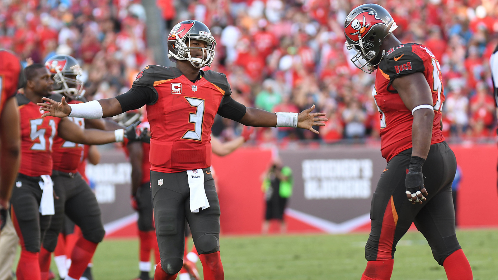 After winning season, Buccaneers looking for progress from young roster