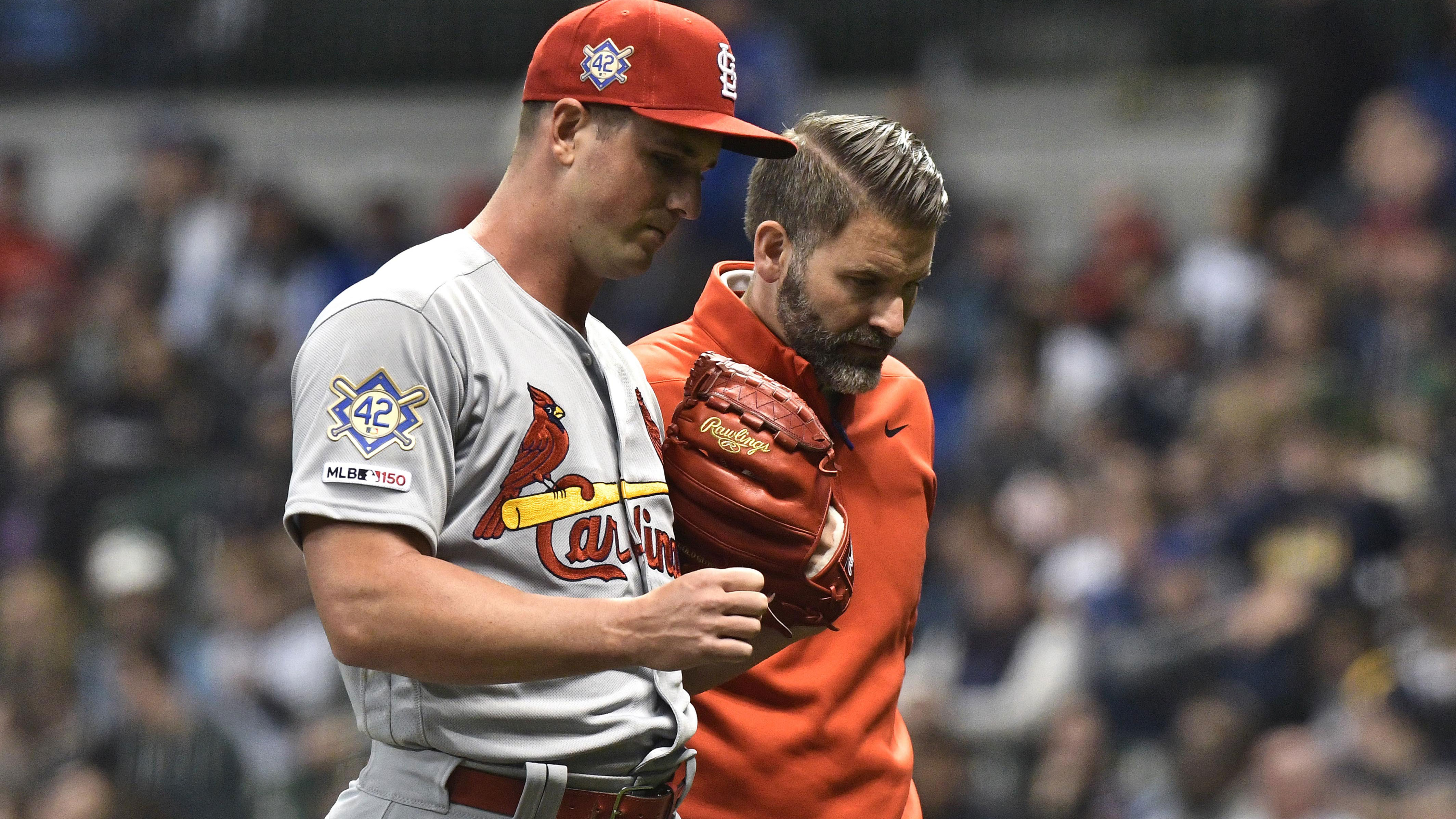 Cards activate Mayers from IL, DFA Shreve; Carpenter to rehab with Memphis