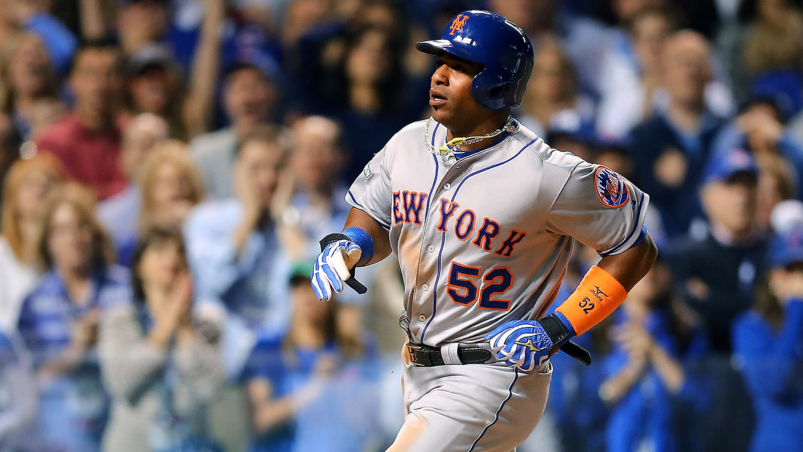 Mets asst. GM: Cespedes looking for deal we can't afford