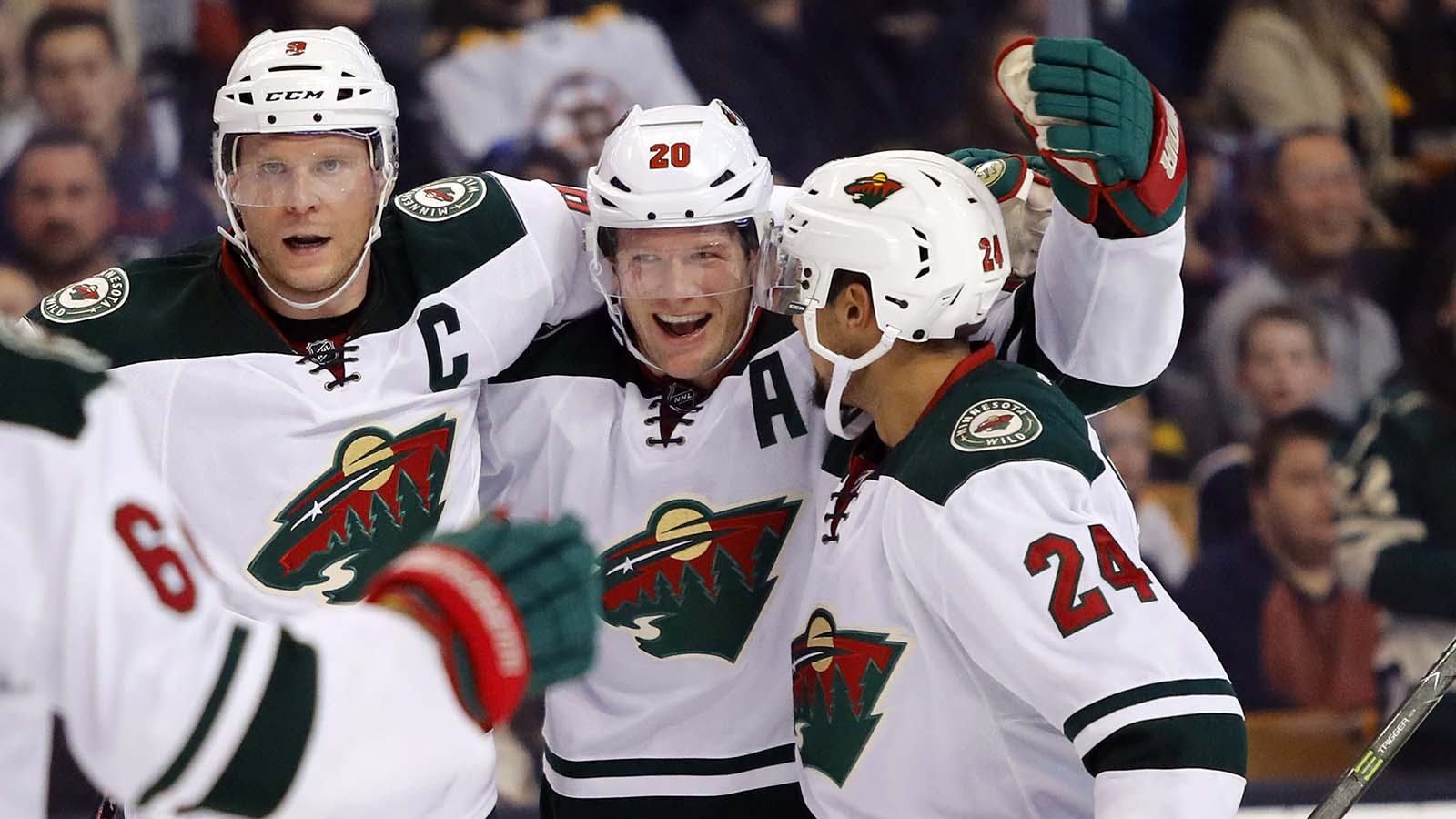 An October to remember for Wild
