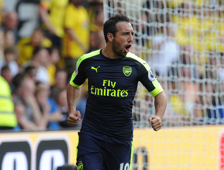 Arsenal Vs. Southampton: Francis Coquelin Not The Midfielder Needed
