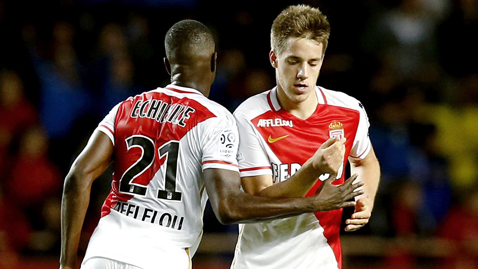 Rafael helps Lyon salvage draw against 10-man Monaco
