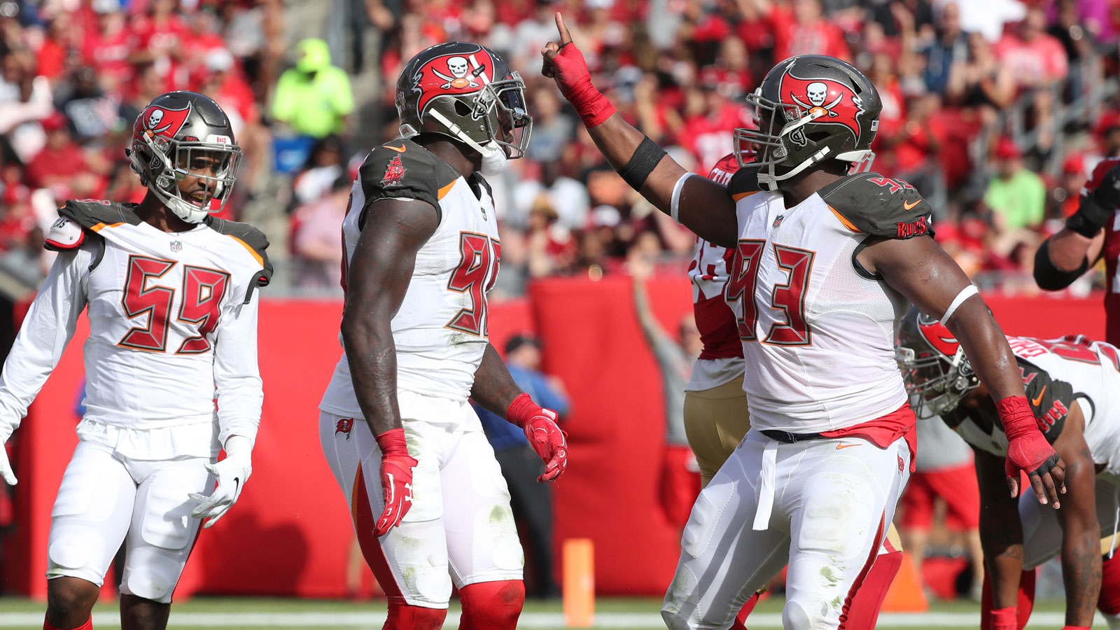 Jason Pierre-Paul has been a bright spot for Buccaneers' struggling defense