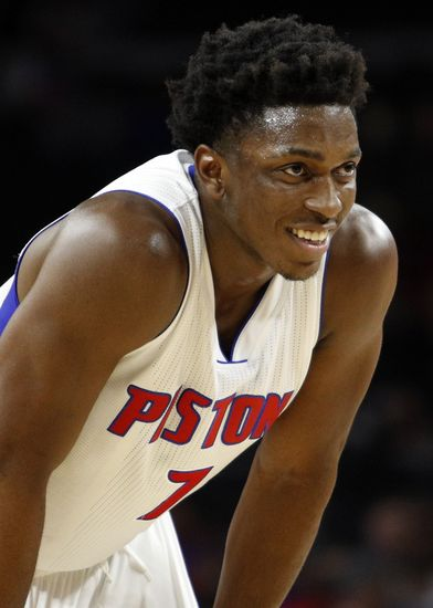 Stanley Johnson joins rookies Ellenson and Gbinije with Grand Rapids Drive