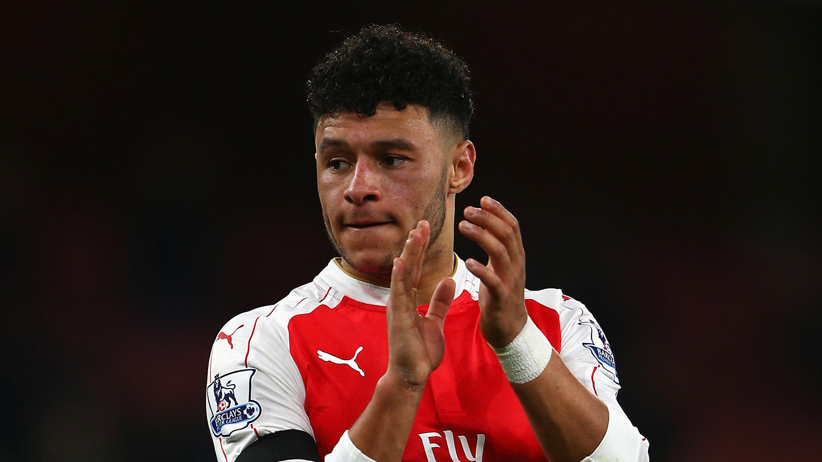 Oxlade-Chamberlain predicts 'hiccups' before Arsenal title glory