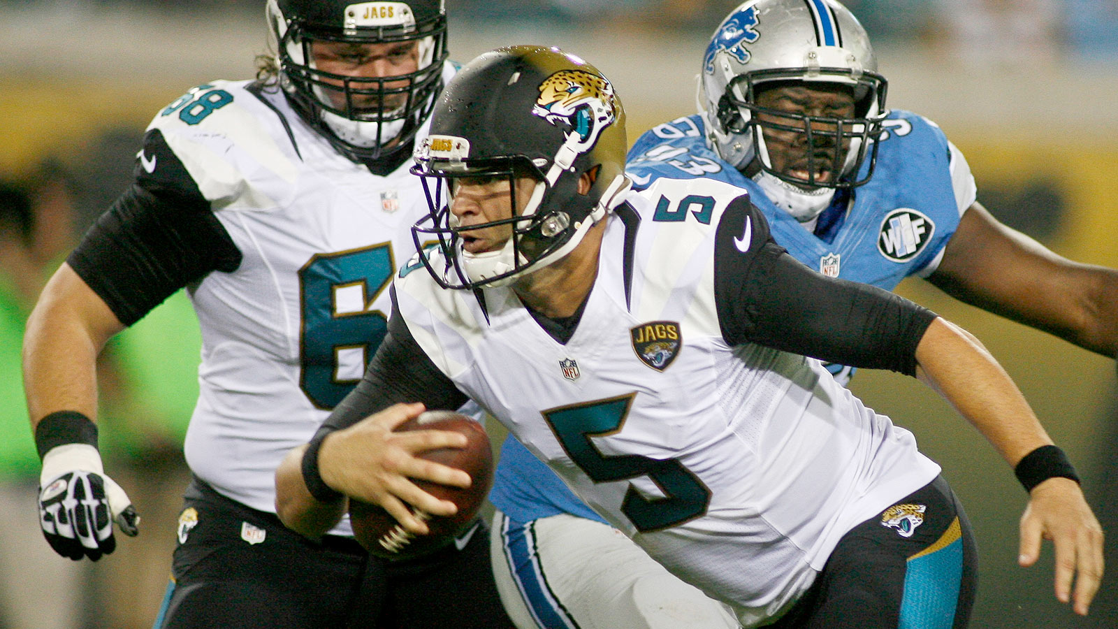 Five things we learned about the Jaguars this preseason