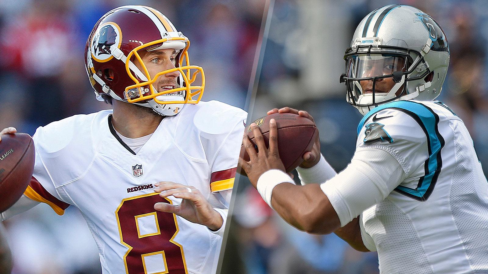 Six Points: Redskins vs. Panthers