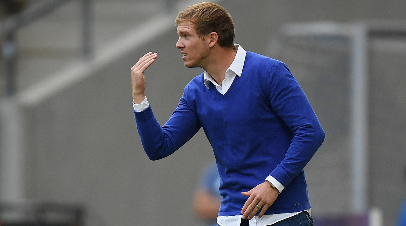 Julian Nagelsmann, 29, continues to lead resurgence as Hoffenheim manager