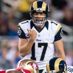 Rams QB Case Keenum on Week 1 struggles: 'I was seeing ghosts'