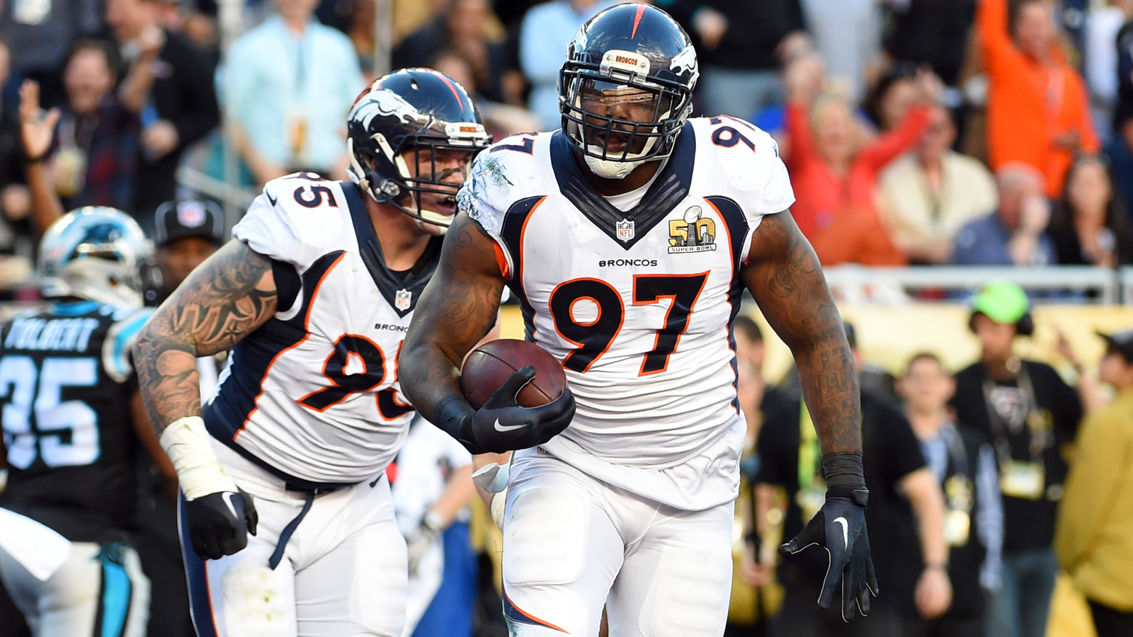 Jaguars reportedly agree to terms with Malik Jackson on 6-year deal