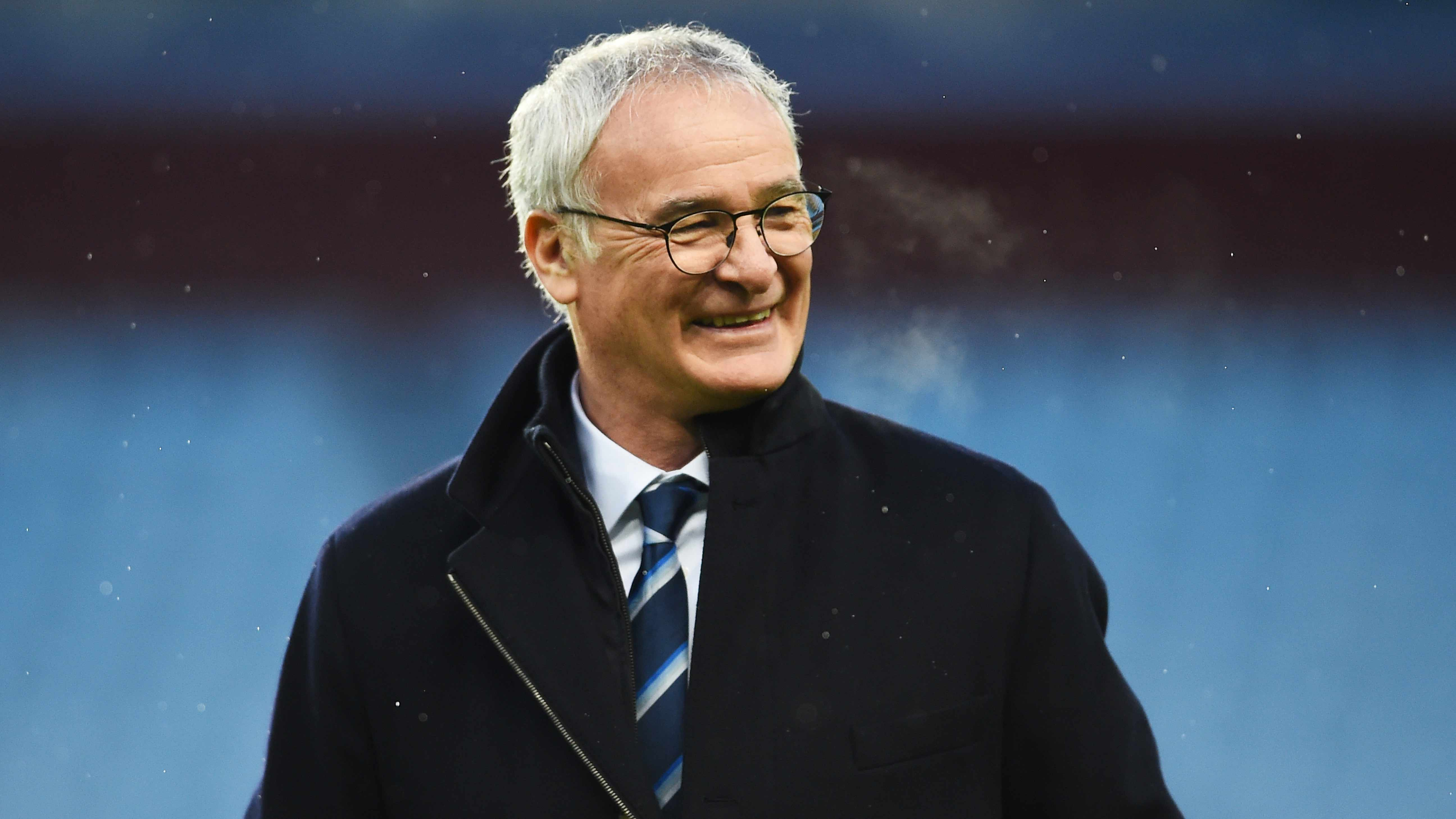 Leicester boss Ranieri sets his side target of 79 EPL points