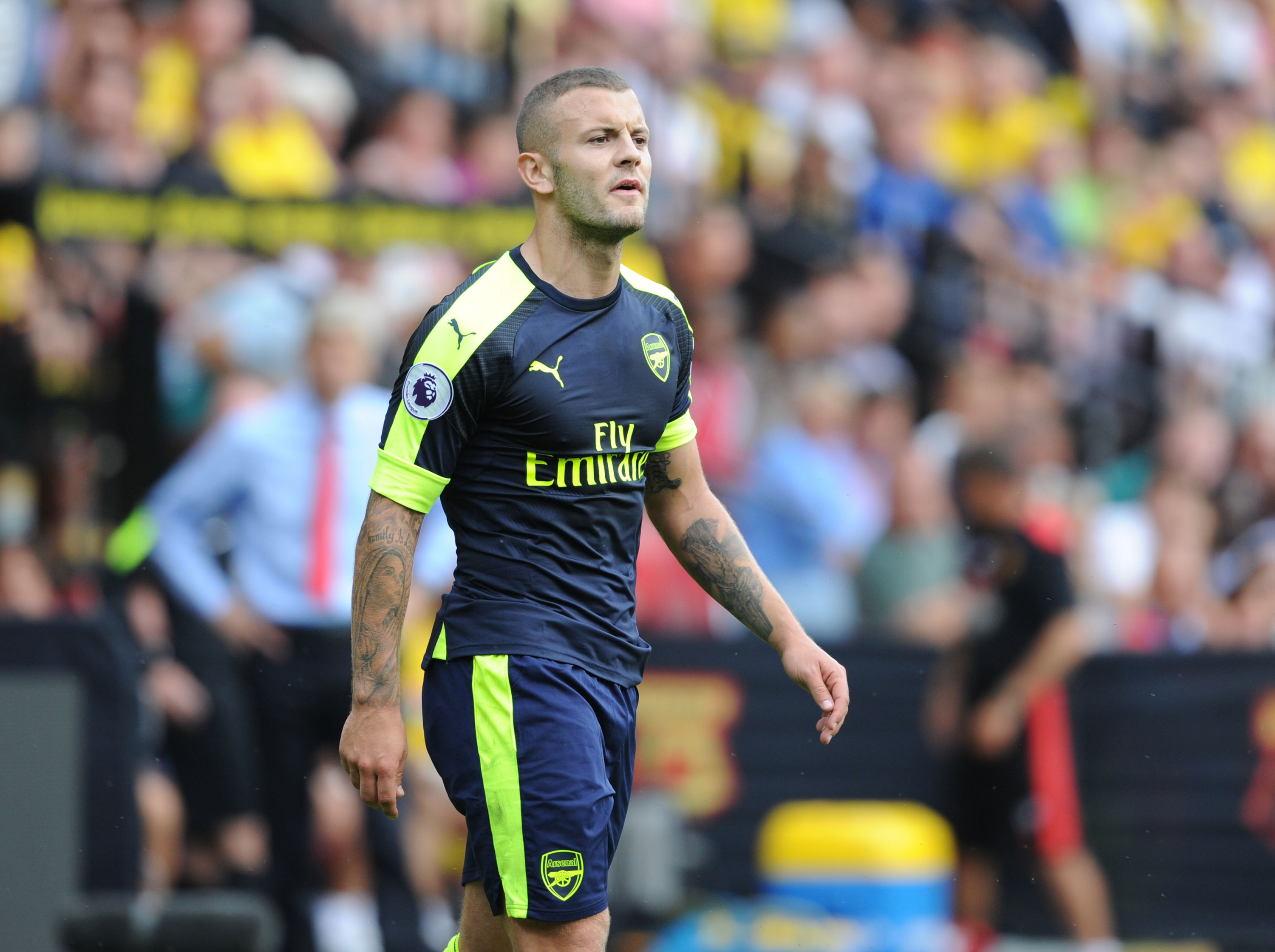 Arsenal: Is Wenger Justified In Claiming Wilshere Is World Class?