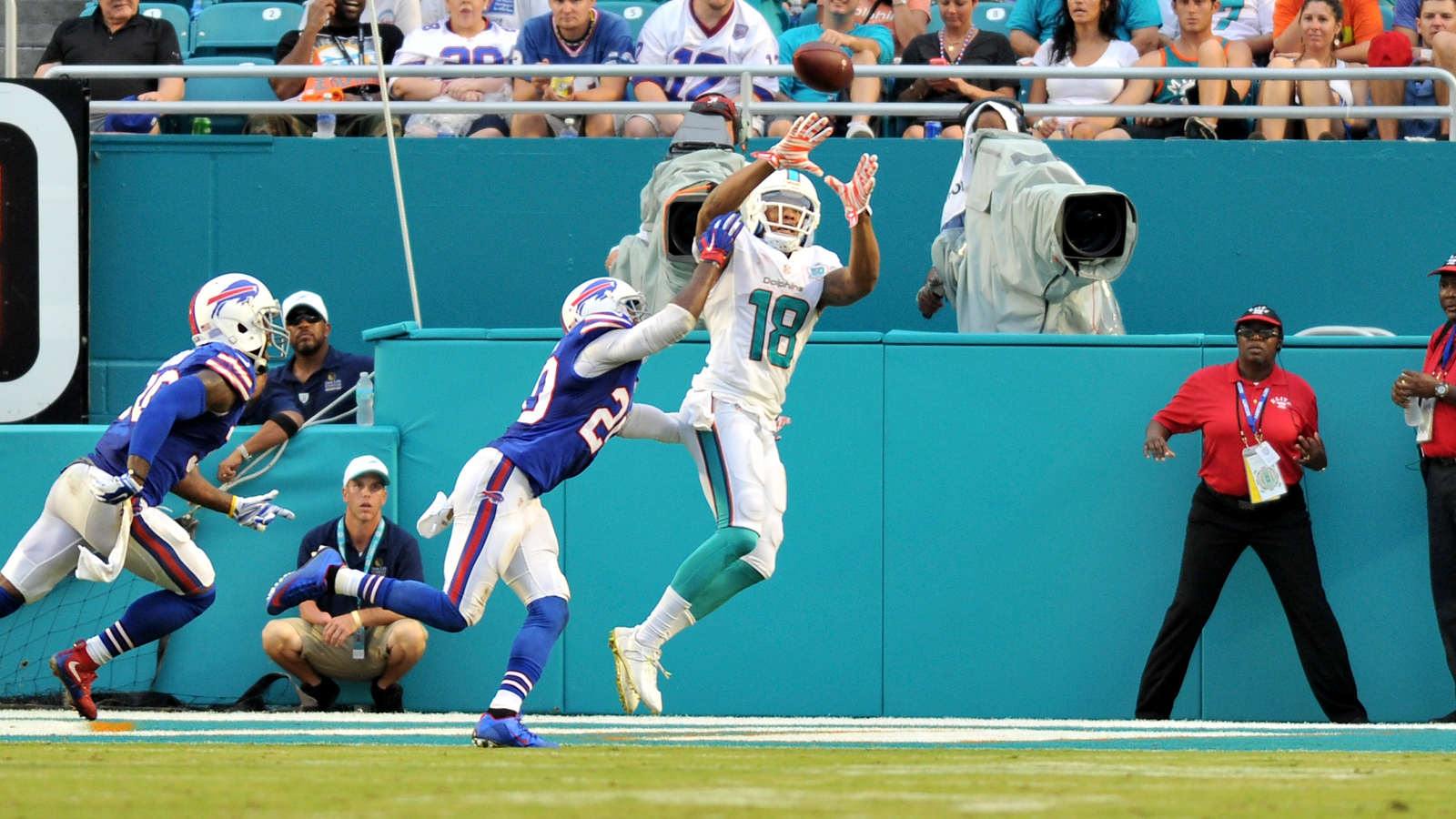 Rishard Matthews ruled out for Dolphins against Ravens