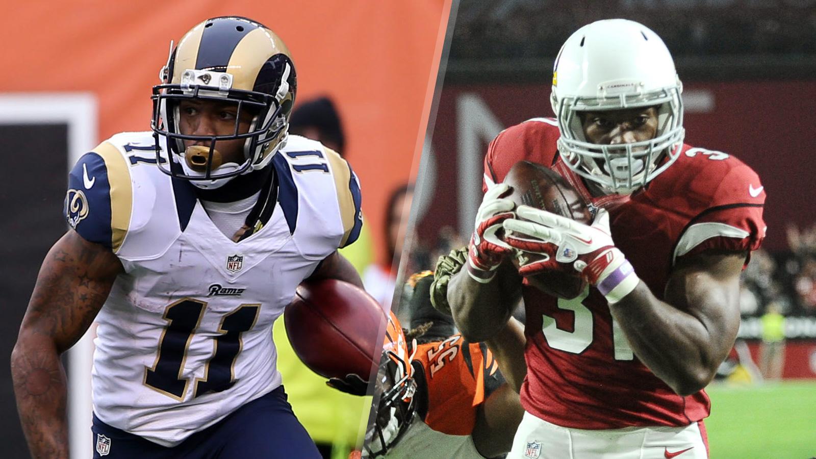 Six Points: Cardinals vs. Rams