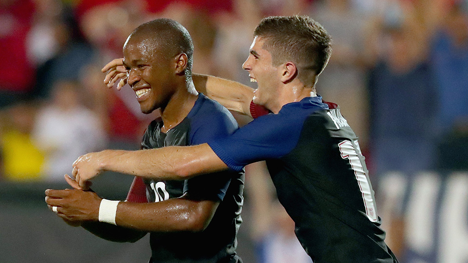Darlington Nagbe may not get another USMNT look after turning down Klinsmann's call-up