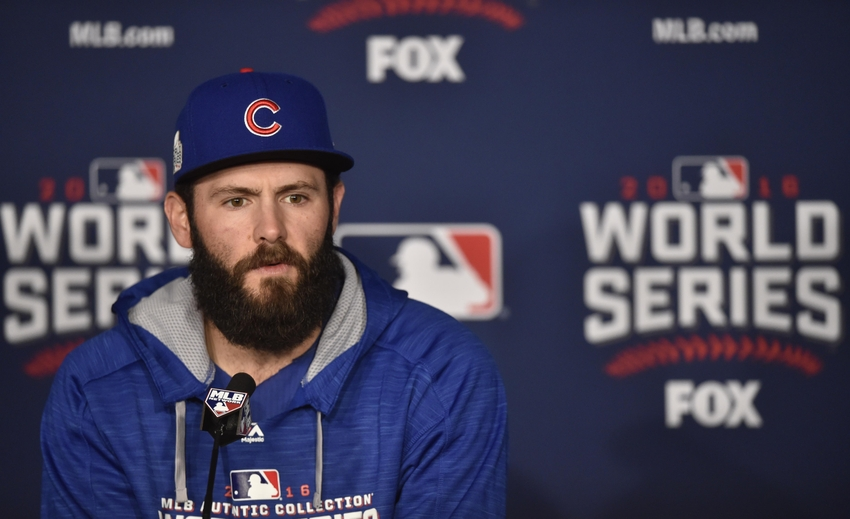 Chicago Cubs turn to Arrieta in Game 2 with hopes of tying the series