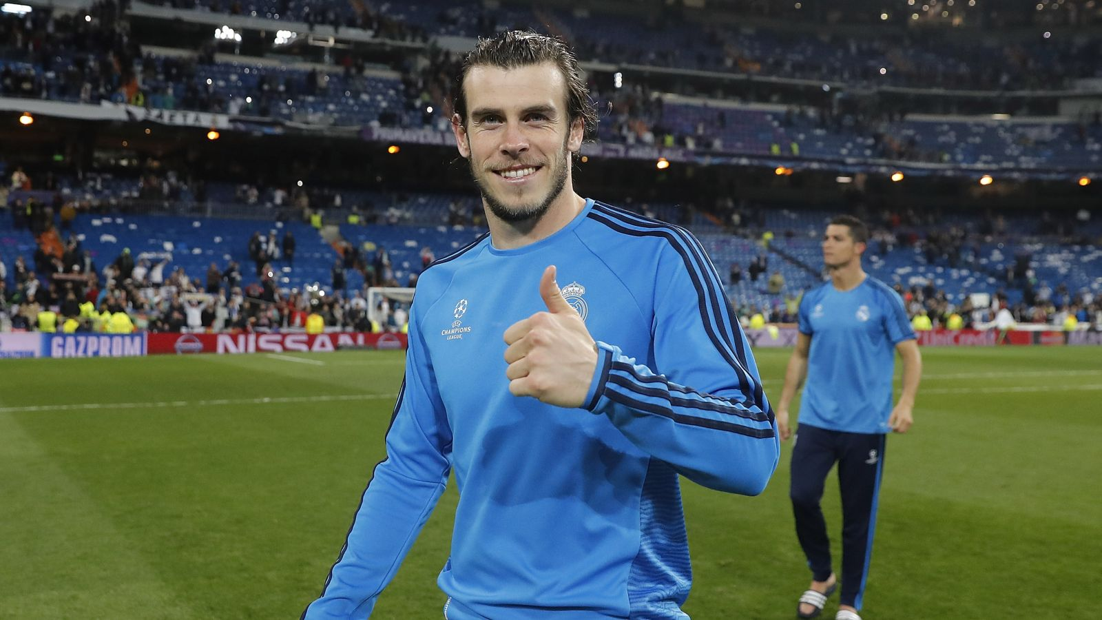 Man City, United set to battle it out for Real Madrid winger Bale