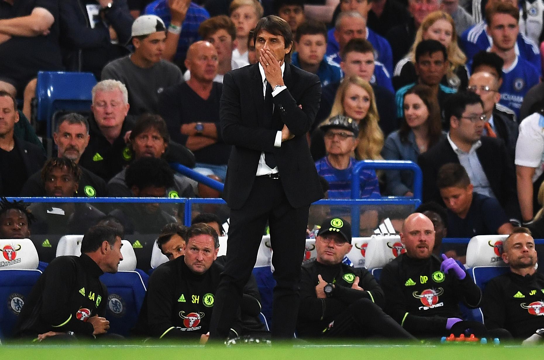 Chelsea: Can Antonio Conte now play his preferred formation?