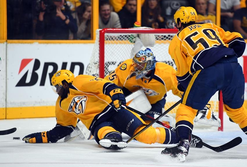 NHL Daily: Zack Kassian, Nashville Predators, Dallas Goaltending