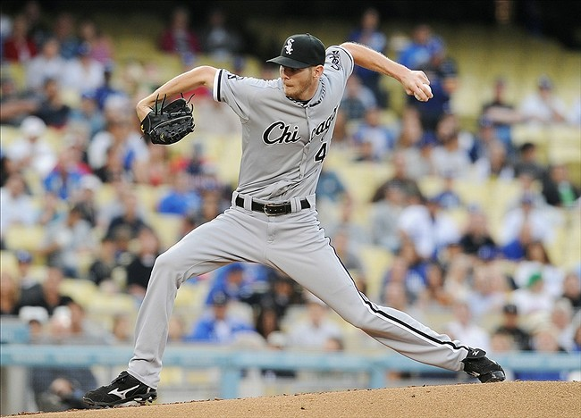 Dodgers Notes: Sale and Frazier to LA For Prospects?