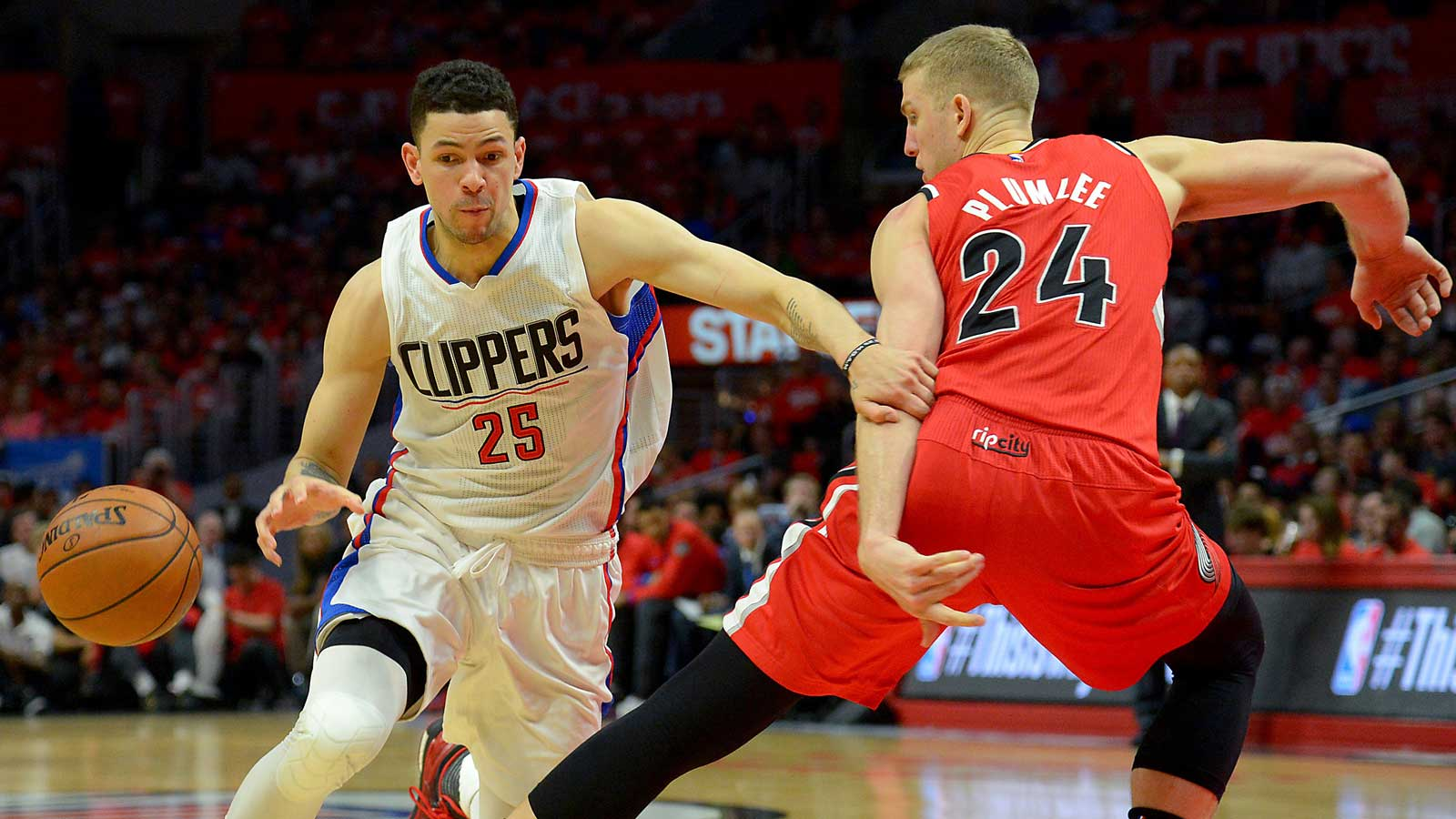 Clippers down 3-2 after Game 5 loss to Blazers