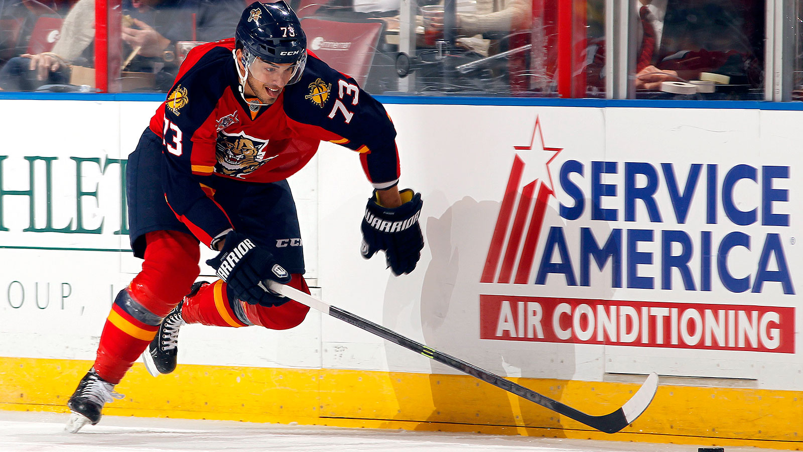 Florida Panthers sign Brandon Pirri to professional tryout