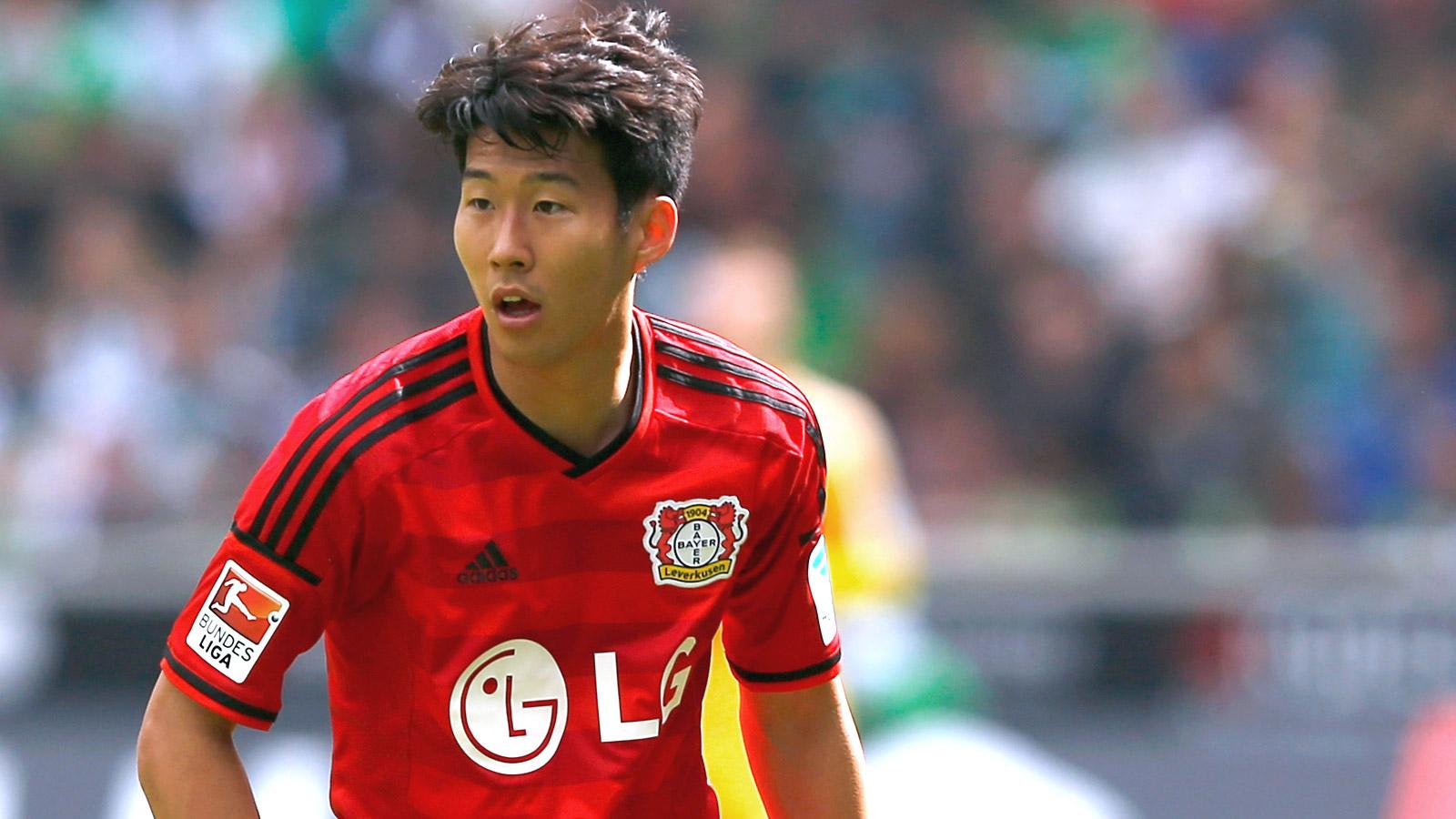 Bayer Leverkusen unhappy with Spurs target Son