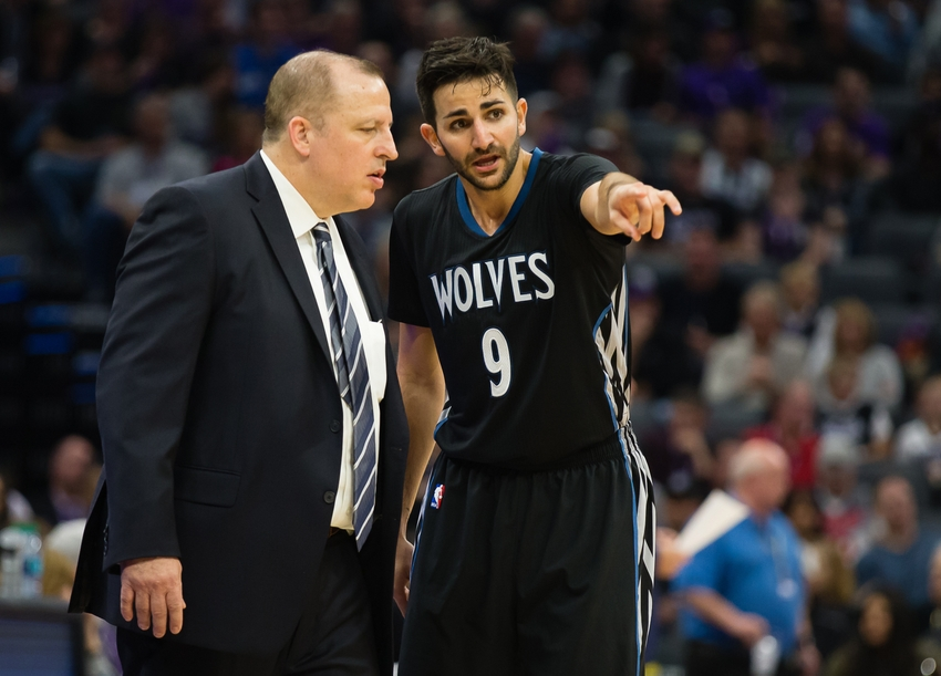 Timberwolves Notes: On Thibodeau, Spurs, Dunn and Rubio