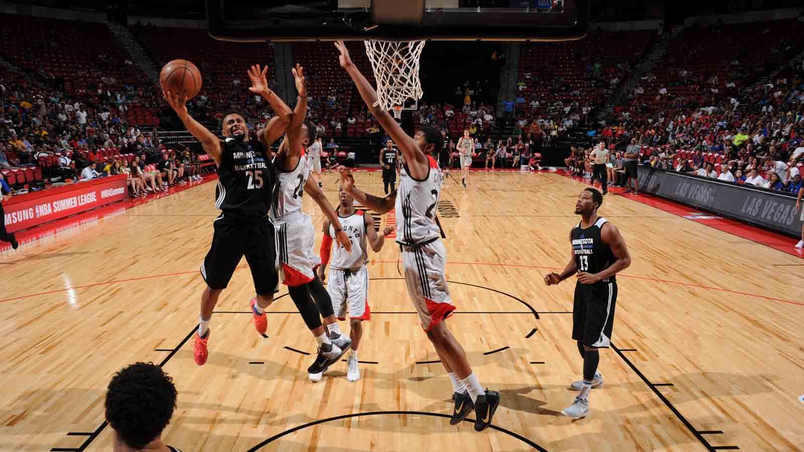 NBA Summer League recap: Timberwolves 81, Raptors 79