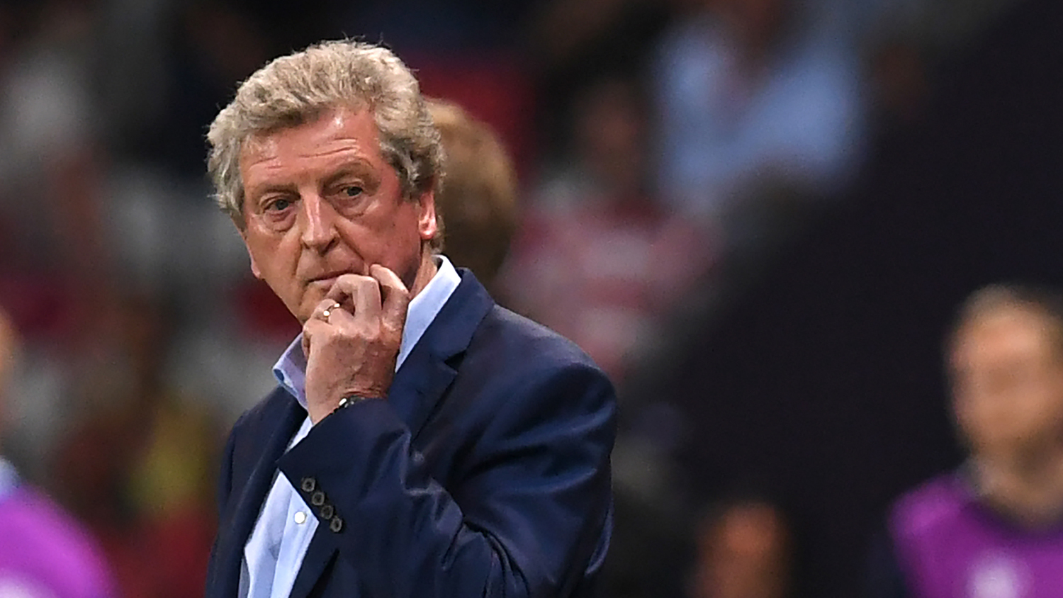 Roy Hodgson resigns as England manager after loss to Iceland