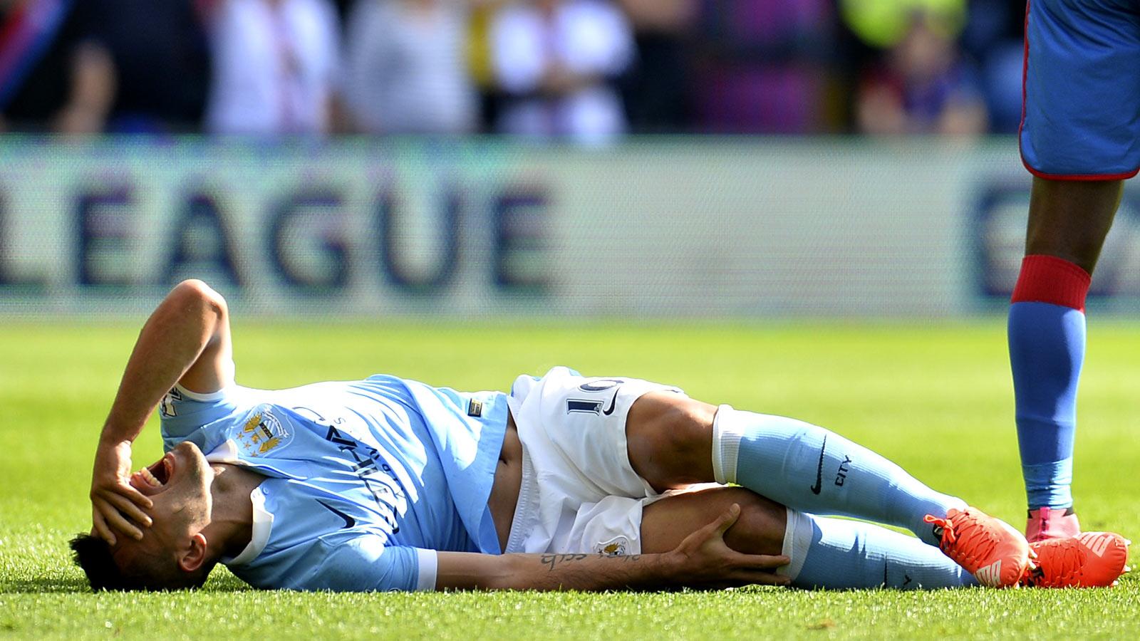 City boss Pellegrini confirms Aguero will miss Juventus clash