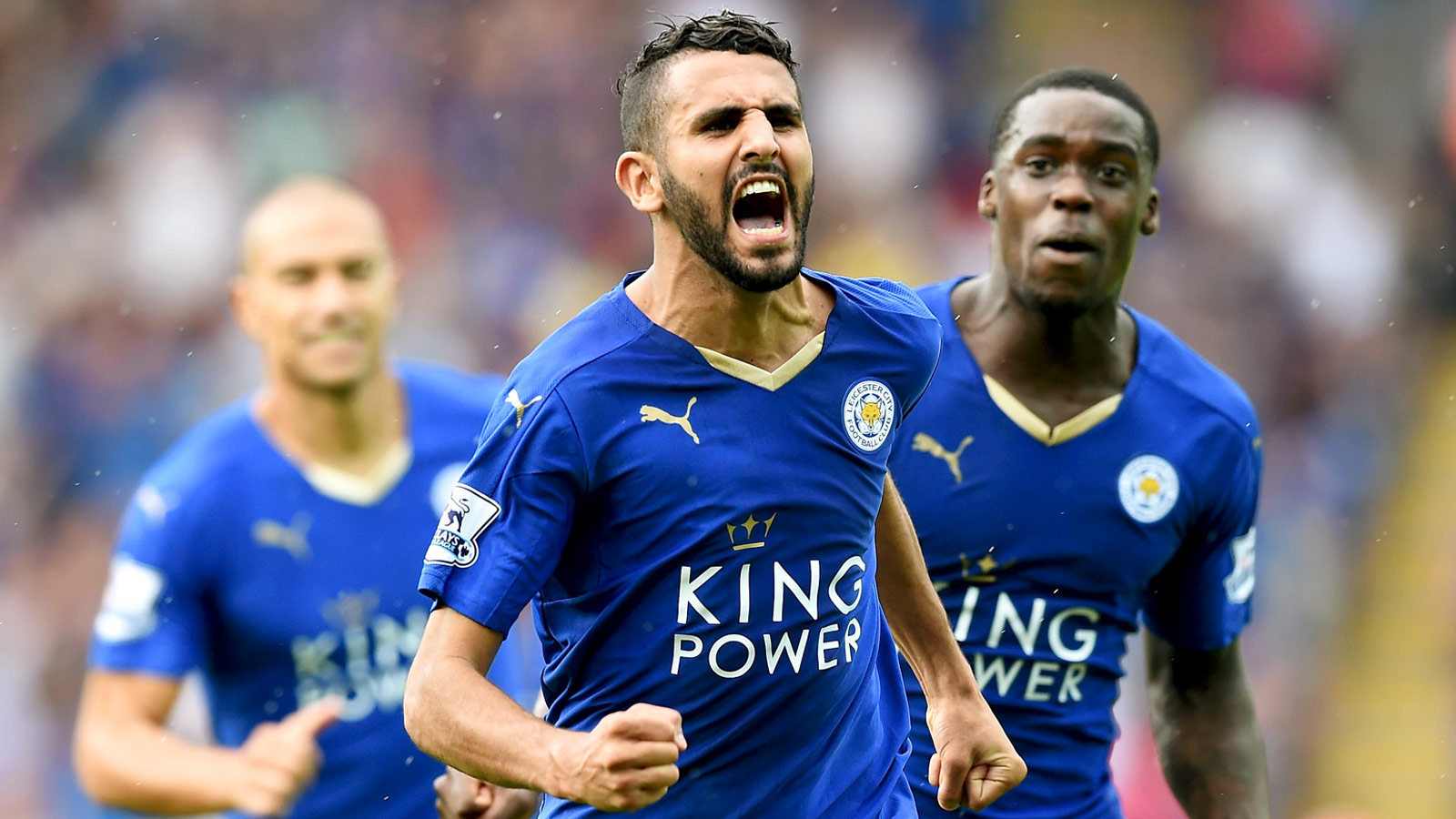 Leicester City hold Tottenham; Bournemouth earn first win